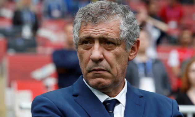 Сантуш: Португалія повинна виграти групу, а Сербія і Україна нехай розбираються між собою
