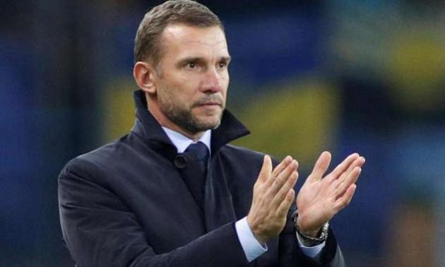 Шевченко відреагував на інформацію про повернення у Мілан