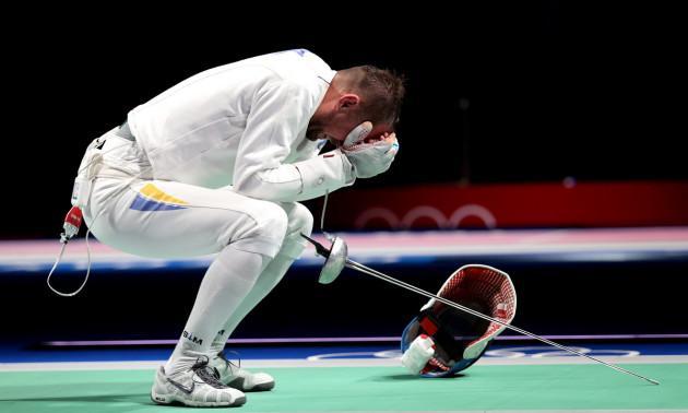Рейзлін боротиметься за бронзову медаль Олімпіади