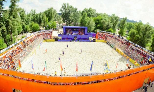 Київ прийме відбірковий турнір Євро-2021 із пляжного футболу