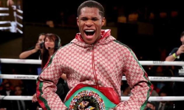 Хейні повернули титул чемпіона WBC в легкій вазі