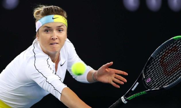 Світоліна впевнено перемогла Девіс на Australian Open