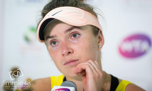 Світоліна підніметься в рейтингу WTA