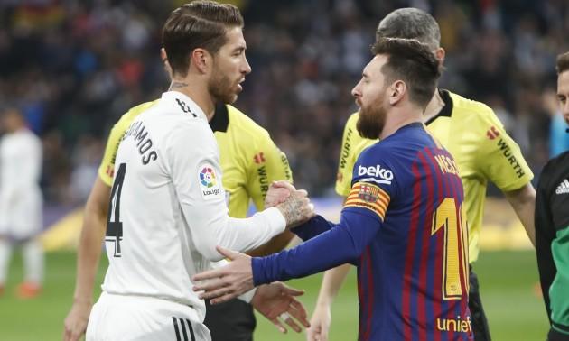 Рамос проти Мессі: брудний фол капітана Реала проти аргентинця