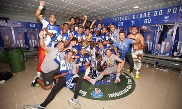 Порту в меншості переміг Бенфіку та здобув Кубок Португалії
