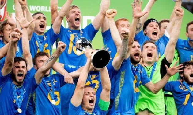 ФІФА зняла фільм про переможний для України чемпіонат світу