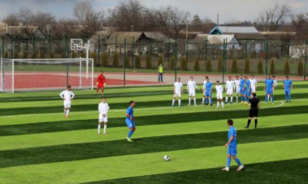 Клуб Другої ліги забив шалений гол з центру поля
