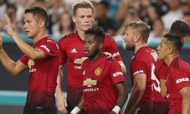 Футболісти Манчестер Юнайтед влаштували скандал в роздягальні після ганебної поразки