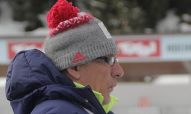 Тренер вказав на недолік збірної України