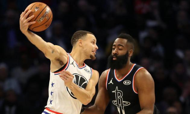 Команда Леброна виграла у Команди Янніса у матчі всіх зірок НБА