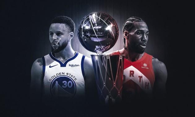 Фінал НБА. Торонто - Голден Стейт: анонс і прогноз