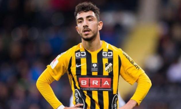 Динамо хоче підписати хабкека збірної Швеції