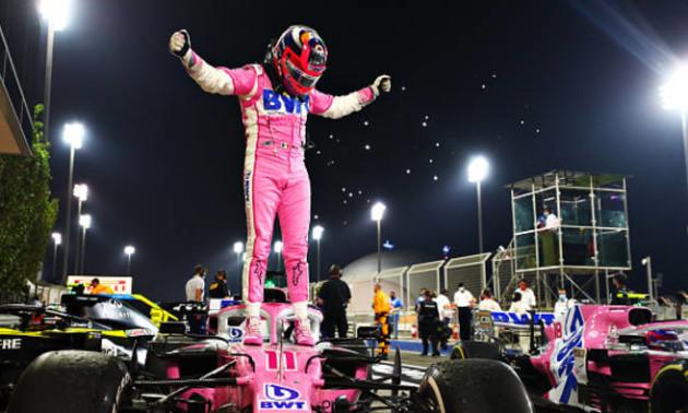 Перес виграв Гран-прі Сахіра