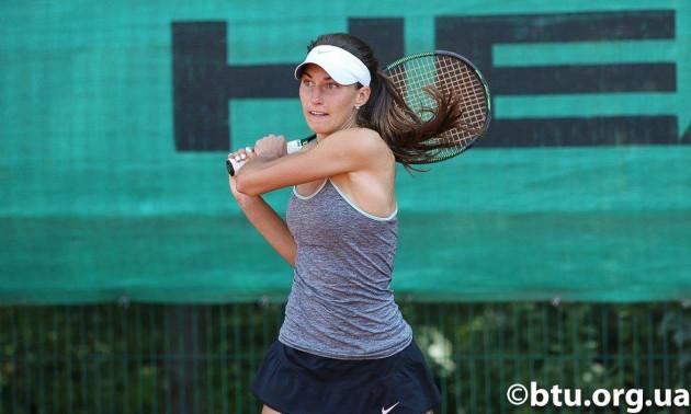 Позніхіренко програла фінал у Москві