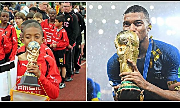 #10yearschallenge: Як змінилися футбольні зірки за 10 років. ФОТО