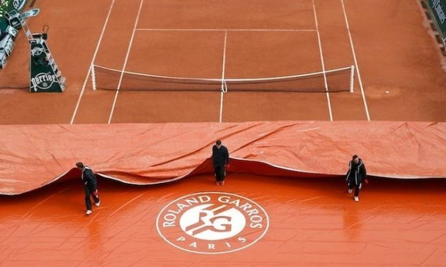 З Roland Garros через COVID-19 зняли тенісистів