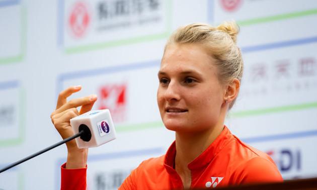 Ястремська - одержима тенісом, - російський коментатор