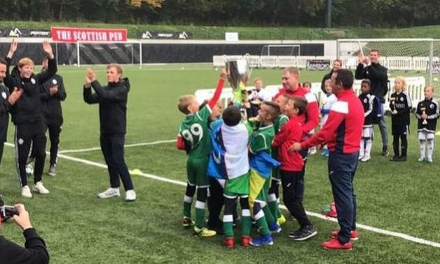 Український клуб тріумфував на престижному міжнародному турнірі в Копенгагені
