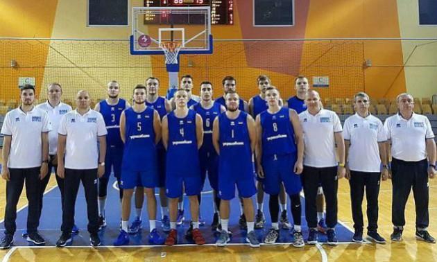 Українські баскетболісти здобули срібні медалі Універсіади