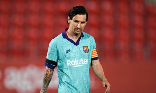 Мессі може пропустити півфінал Суперкубка Іспанії