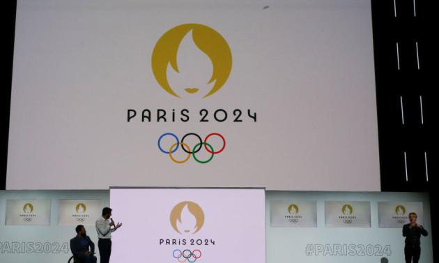 Предсталено офіційний логотип Олімпіади у Парижі 2024 року