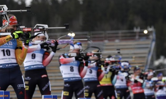 Кубок світу: Де дивитися онлайн чоловічу естафету у Чехії