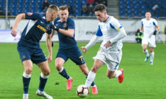 Дніпро-1 – Динамо 3:1. Огляд матчу