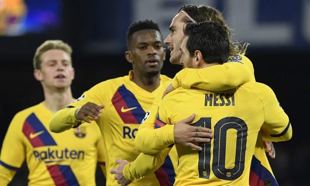 Наполі - Барселона 1:1. Огляд матчу