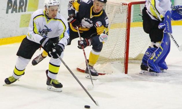 Дніпро мінімально обіграв Білий Барс у регулярному чемпіонаті