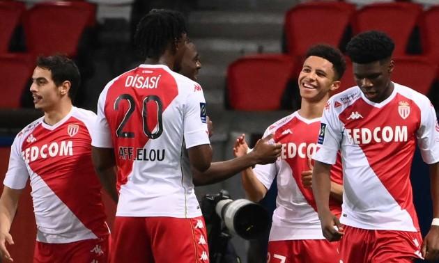 Монако переграло ПСЖ у 26 турі Ліги 1