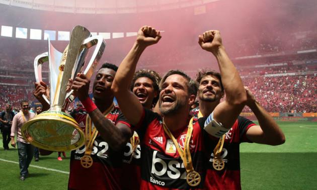 Фламенгу виграв Суперкубок Бразилії
