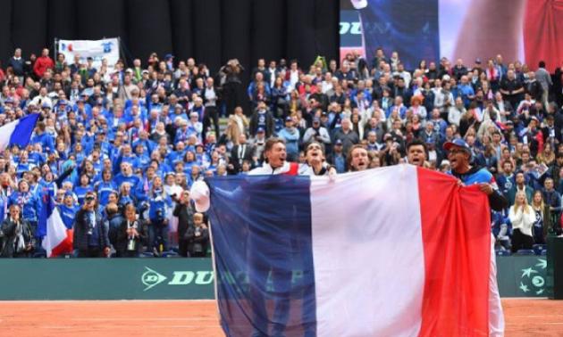 У Франції на підтримку тенісу виділять 35 млн євро