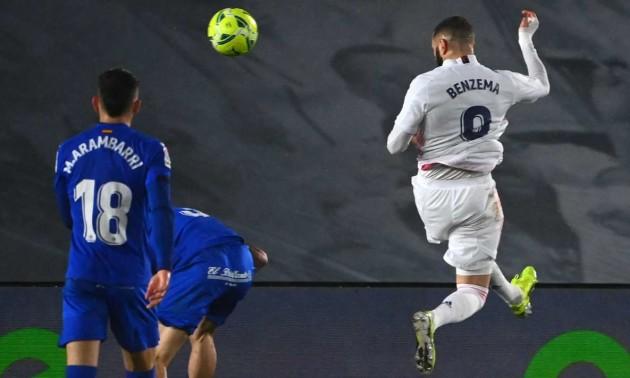 Реал - Хетафе 2:0. Огляд матчу