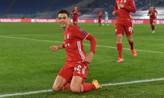 Баварія підписала п'ятирічний контракт з талантом