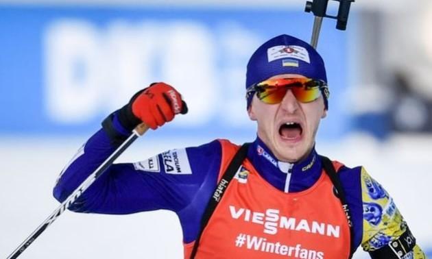 Українські біатлоністи провалили спринт на Кубку світу