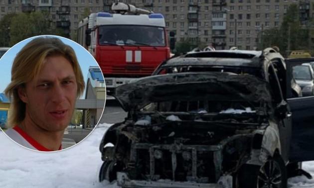 Віце-чемпіон Європи врятував двох дітей з палаючої замкненої машини