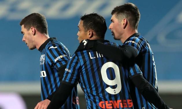 Аталанта з голом Маліновського пройшла Лаціо у Кубку Італії