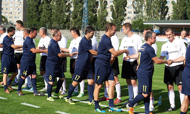 Зірки українського футболу – на вашому стадіоні!