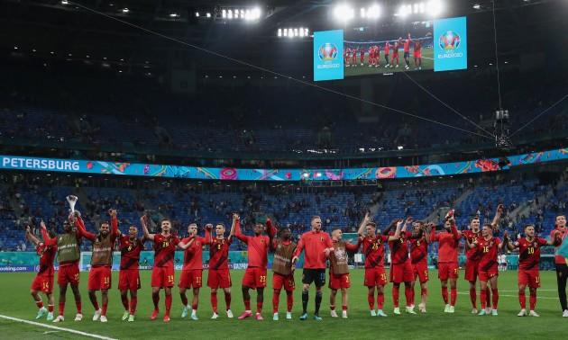 Росія розгромно поступилася Бельгії та ризикує не вийти до плей-оф Євро-2020