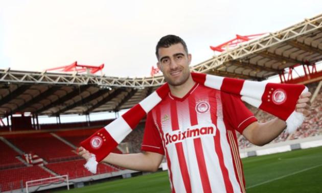 Олімпіакос підписав гравця Арсенала