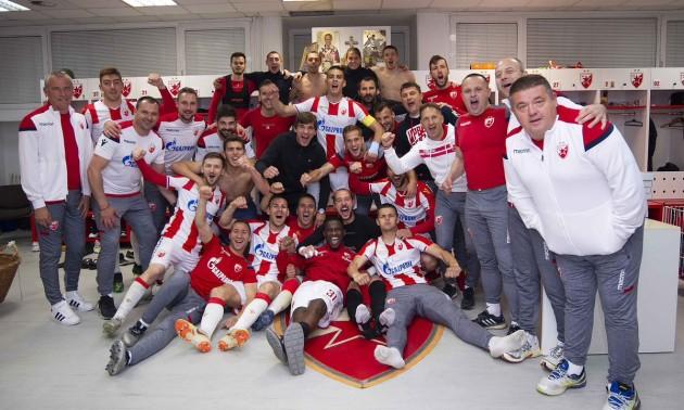 Црвена Звезда достроково стала чемпіоном Сербії