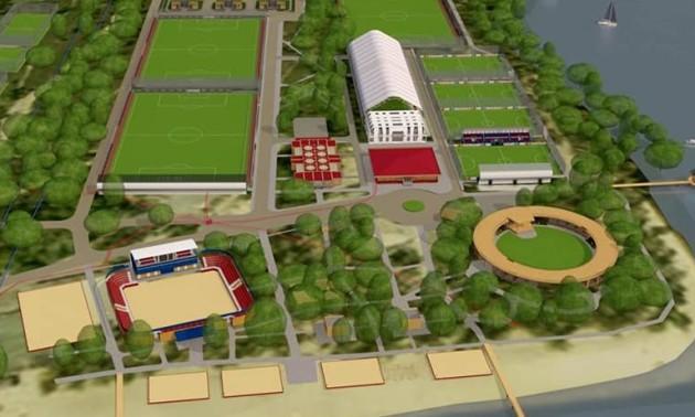 У Києві з'явиться сучасний спортивний парк