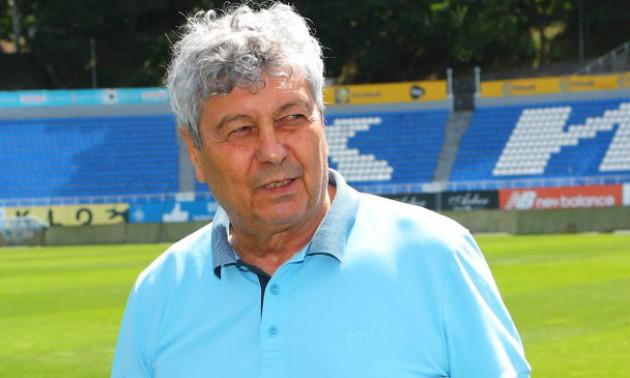 Луческу: Я задоволений і грою, і результатом Динамо