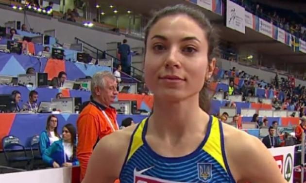 Ляхова розкритикувала організаторів чемпіонату світу