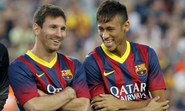 Мессі просить Барселону повернути Неймара