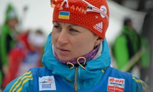 Семеренко посіла 9 місце, Підгрушна - 12 у жіночому спринті на Кубку світу