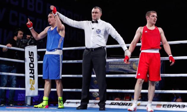 Українець виграв золото на чемпіонаті Європи в Росії
