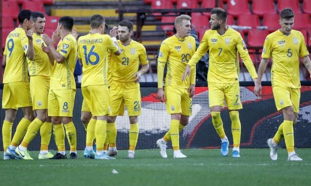 Збірна України проведе в Харкові збір перед матчами зі Швейцарією та Іспанією