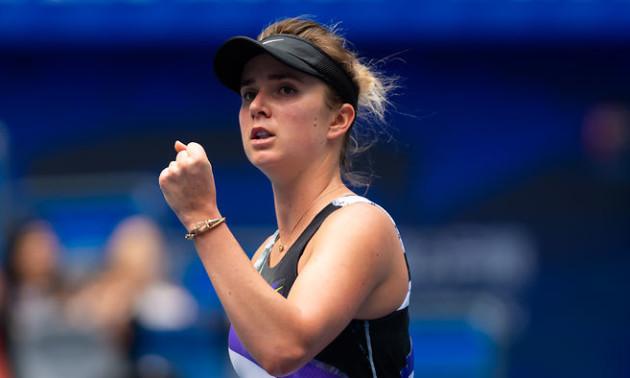 Світоліна виграла перший сет у Кенін у 3 колі China Open