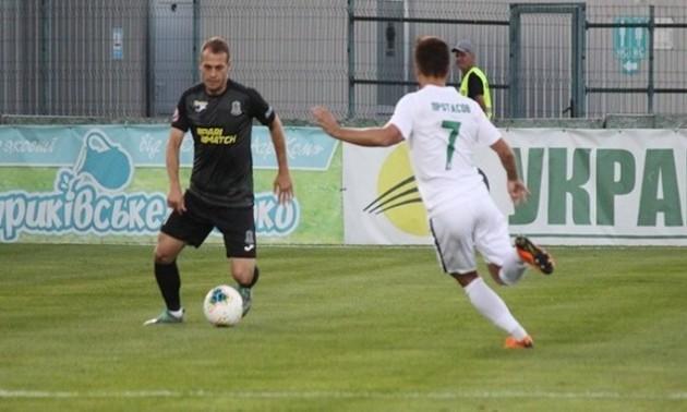 Олімпік - Олександрія 0:0. Огляд матчу